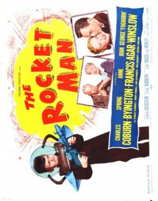 The Rocket Man movie poster (1954) poster MOV_c9af879d