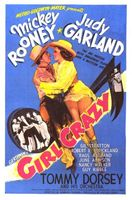 Girl Crazy movie poster (1943) picture MOV_c9b1009a