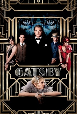 The Great Gatsby movie poster (2012) poster MOV_c9b2fb27