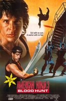 American Ninja 3: Blood Hunt movie poster (1989) picture MOV_c9b330b5
