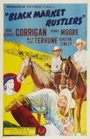 Black Market Rustlers movie poster (1943) picture MOV_c9b6266c