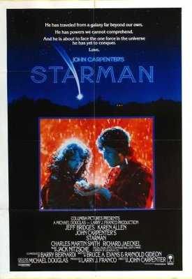 Starman movie poster (1984) poster MOV_c9b88b33