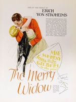The Merry Widow movie poster (1925) picture MOV_c9cfa644