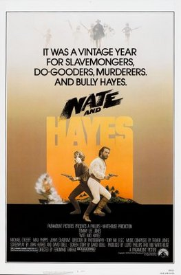 Nate and Hayes movie poster (1983) poster MOV_c9d267cd