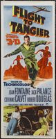 Flight to Tangier movie poster (1953) picture MOV_c9d664a1