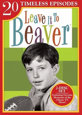 Leave It to Beaver movie poster (1957) poster MOV_c9dc4e8d