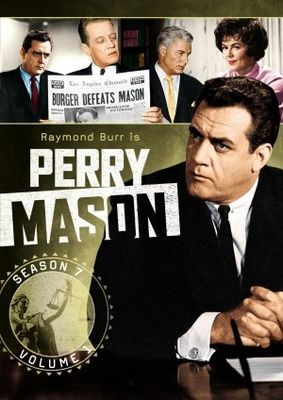 Perry Mason movie poster (1957) poster MOV_c9de4d7f