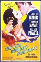 The Girl Who Had Everything movie poster (1953) picture MOV_c9e429bb