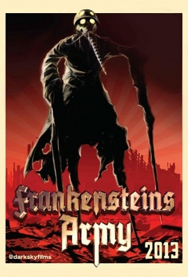 Frankenstein's Army movie poster (2013) poster MOV_c9ee03e6