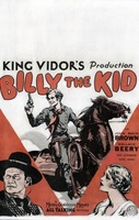 Billy the Kid movie poster (1930) picture MOV_c9ef6e87