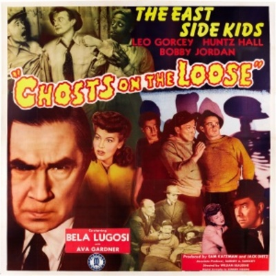 Ghosts on the Loose movie poster (1943) poster MOV_c9ef80c5
