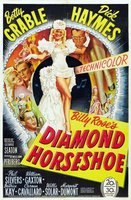 Diamond Horseshoe movie poster (1945) picture MOV_c9f21e33