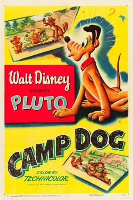 Camp Dog movie poster (1950) poster MOV_c9fdd79c