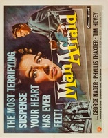 Man Afraid movie poster (1957) picture MOV_ca068996