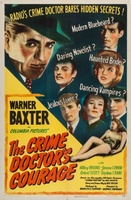The Crime Doctor's Courage movie poster (1945) picture MOV_ca0edbf1