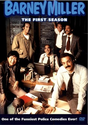 Barney Miller movie poster (1974) poster MOV_ca12bdd1