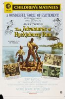 The Adventures of Huckleberry Finn movie poster (1960) picture MOV_ca13e751