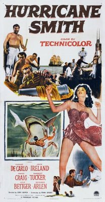 Hurricane Smith movie poster (1952) poster MOV_ca1f7d8a