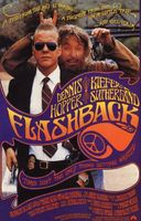 Flashback movie poster (1990) picture MOV_ca224473