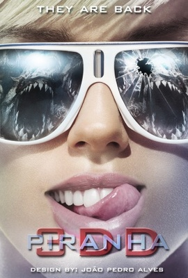 Piranha 3DD movie poster (2011) poster MOV_ca245b5a