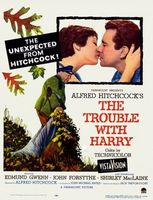 The Trouble with Harry movie poster (1955) picture MOV_ca292961