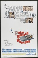 Palm Springs Weekend movie poster (1963) picture MOV_ca2b7d74