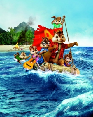Alvin and the Chipmunks: Chip-Wrecked movie poster (2011) poster MOV_ca3106bd