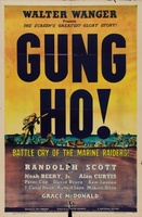 'Gung Ho!': The Story of Carlson's Makin Island Raiders movie poster (1943) picture MOV_ca33e1b0