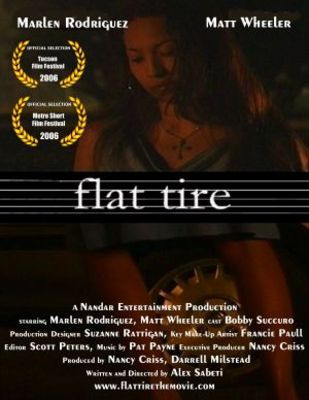 Flat Tire movie poster (2005) poster MOV_ca35c896