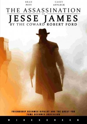 The Assassination of Jesse James by the Coward Robert Ford movie poster (2007) poster MOV_ca3c89ec