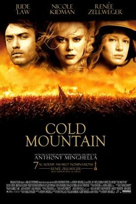 Cold Mountain movie poster (2003) poster MOV_ca4069c3