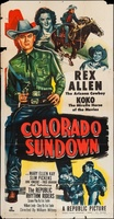 Colorado Sundown movie poster (1952) picture MOV_ca43114b