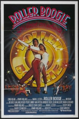 Roller Boogie movie poster (1979) poster MOV_ca477dc9