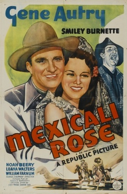 Mexicali Rose movie poster (1939) poster MOV_ca5374bf