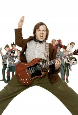 The School of Rock movie poster (2003) poster MOV_ca55b713