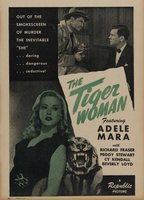 The Tiger Woman movie poster (1945) picture MOV_cc30fdbc