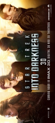 Star Trek Into Darkness movie poster (2013) poster MOV_ca5e4add