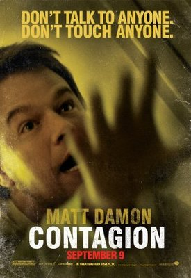 Contagion movie poster (2011) poster MOV_ca5f7c5f