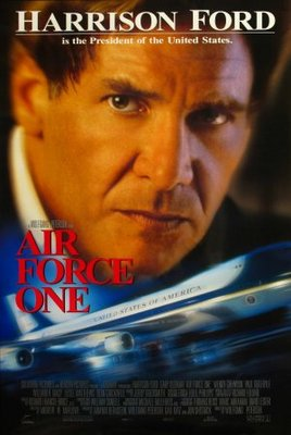 Air Force One movie poster (1997) poster MOV_ca5ff11d