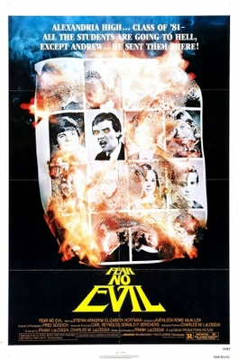 Fear No Evil movie poster (1981) poster MOV_ca69bff7