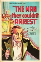The Man They Couldn't Arrest movie poster (1931) picture MOV_ca70fef1