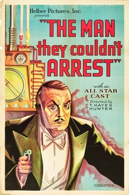 The Man They Couldn't Arrest movie poster (1931) poster MOV_ca70fef1