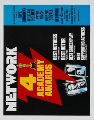 Network movie poster (1976) poster MOV_ca724c39