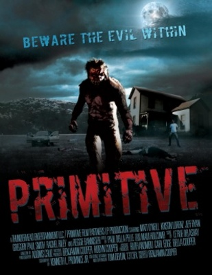 Primitive movie poster (2011) poster MOV_ca769c7e