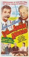 Lum and Abner Abroad movie poster (1956) picture MOV_ca7a2a6a