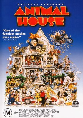 Animal House movie poster (1978) poster MOV_ca82c293