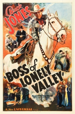 Boss of Lonely Valley movie poster (1937) poster MOV_ca85bf63
