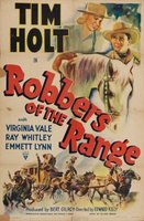 Robbers of the Range movie poster (1941) picture MOV_ca8763dd