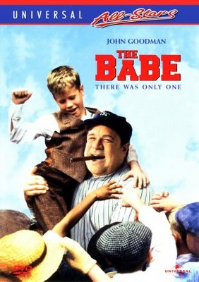 The Babe movie poster (1992) poster MOV_ca9512e5