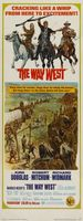 The Way West movie poster (1967) picture MOV_2f436d09